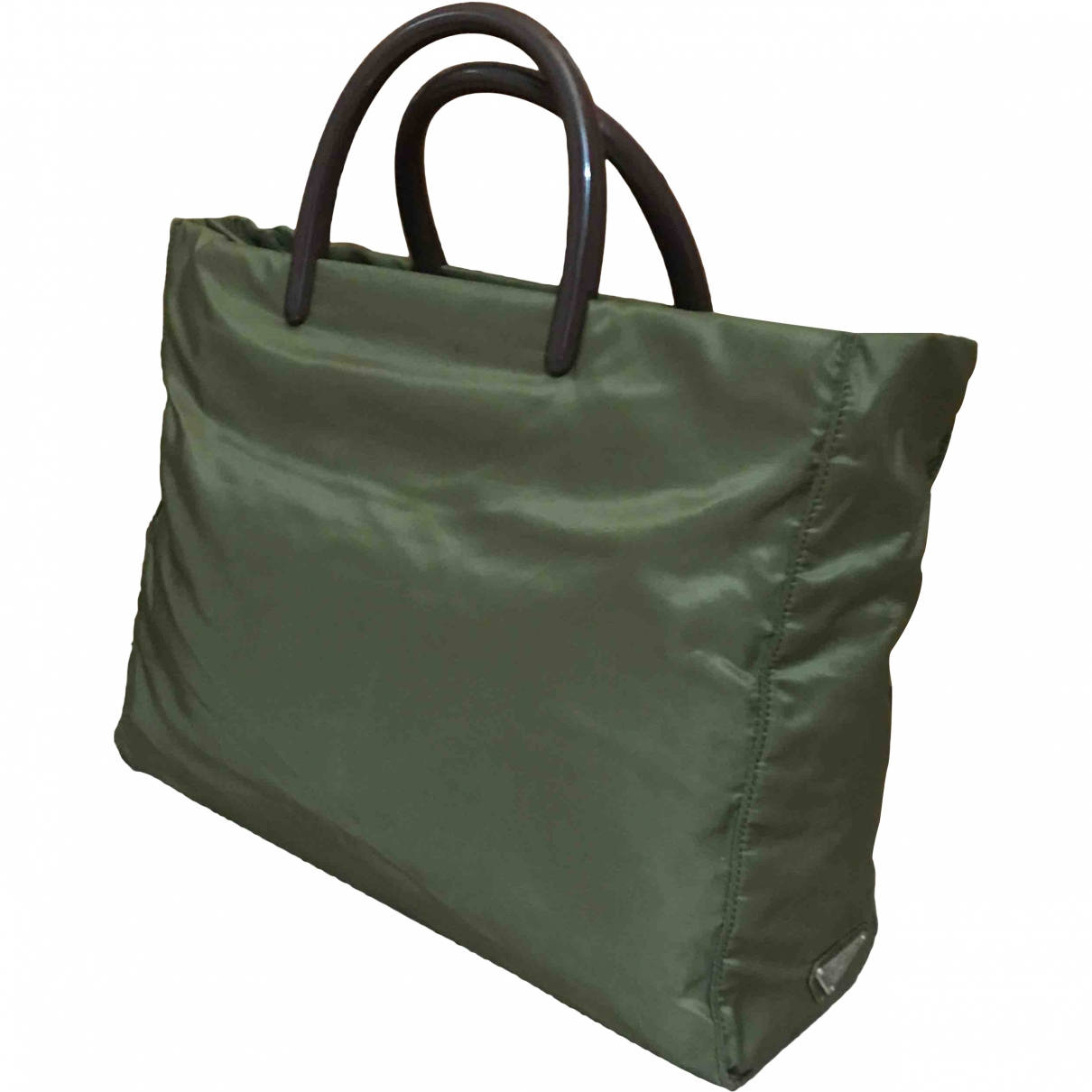 Prada \N Cloth handbag for Women \N