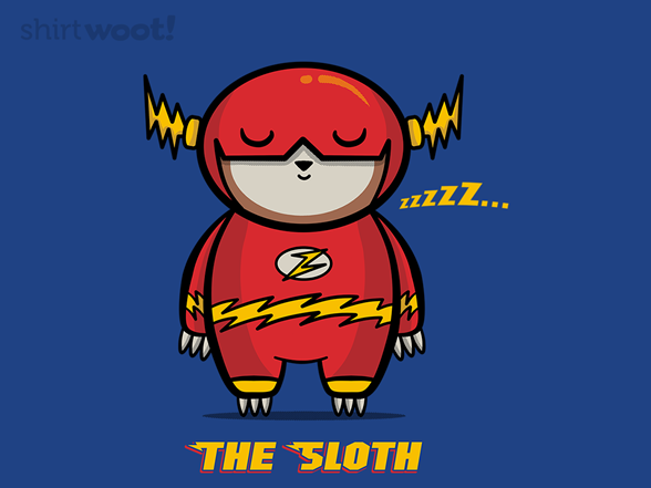 The Sloth T Shirt