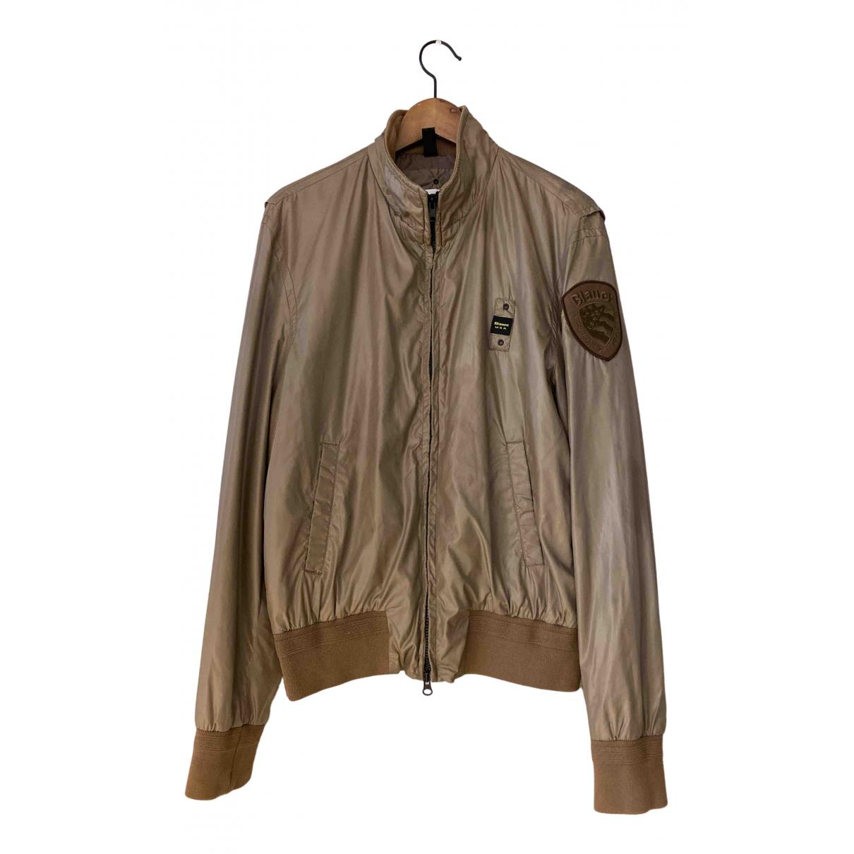 Blauer N Beige jacket  for Men L International