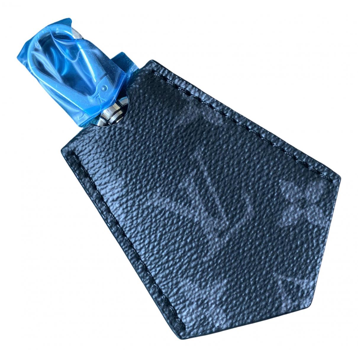 Louis Vuitton \N Taschenschmuck in Leinen