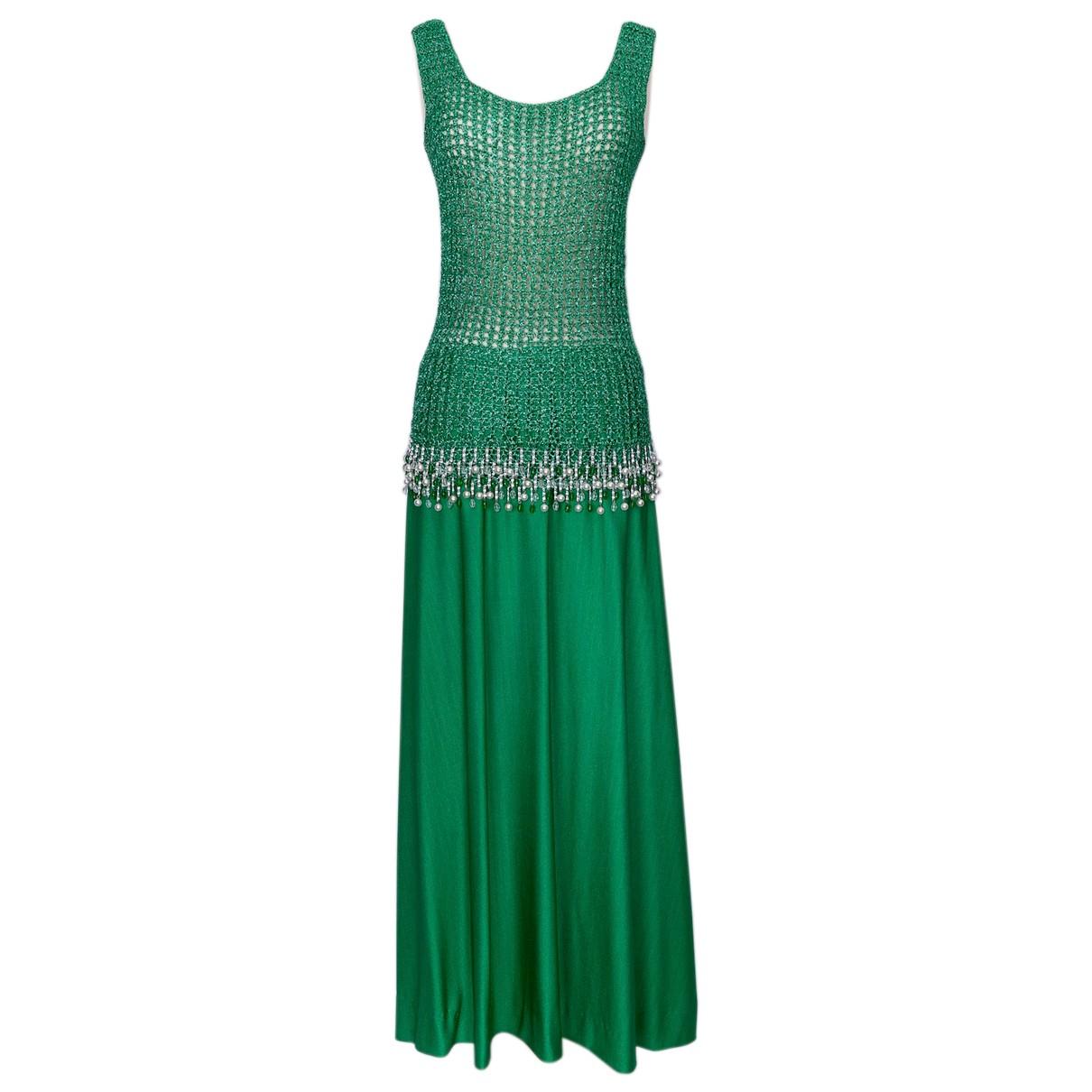 Vestido de Con lentejuelas Loris Azzaro