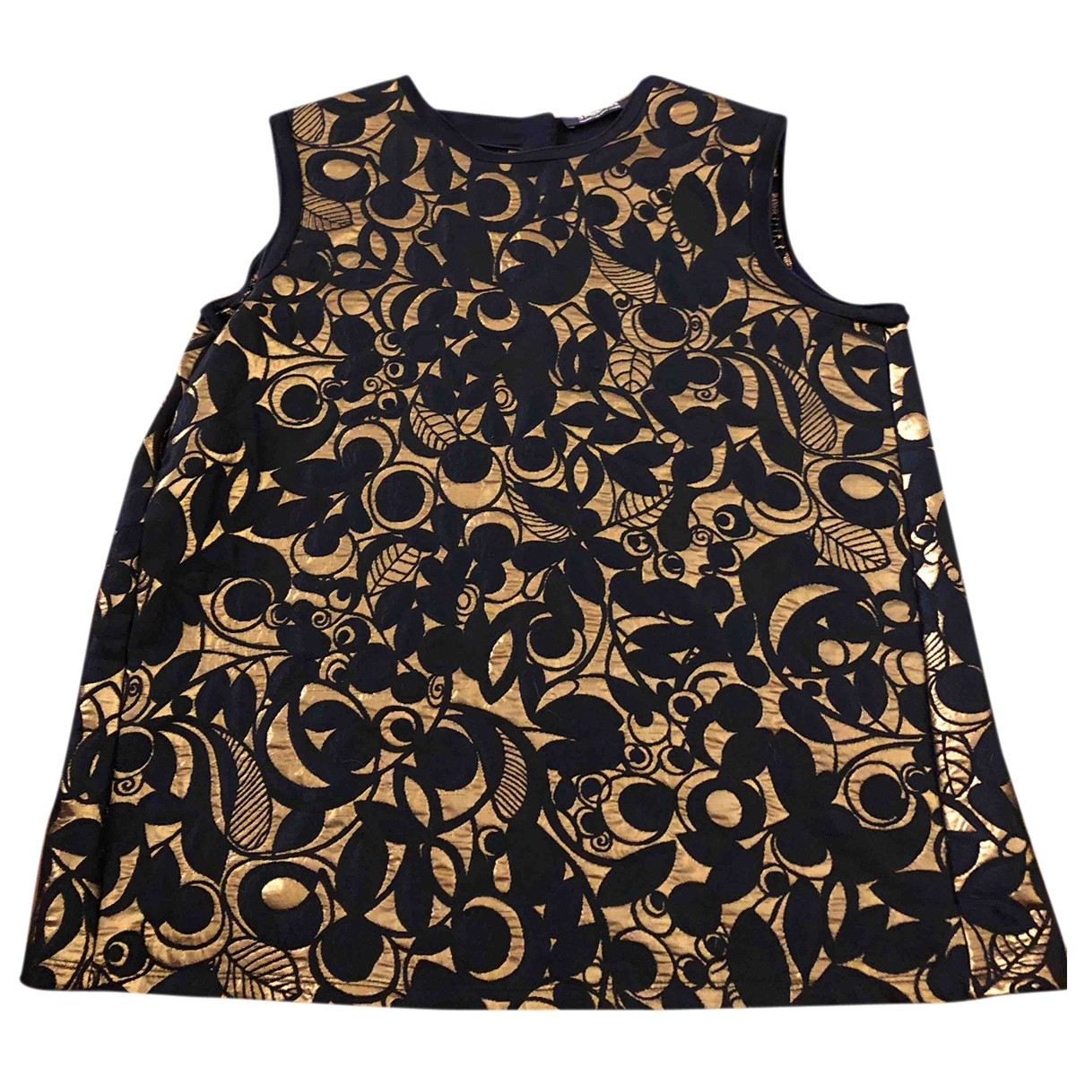 Max Mara 's \N Gold  top for Women 48 IT