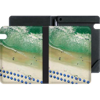 Amazon Kindle Voyage eBook Reader Huelle - Beach Umbrellas von Joy StClaire