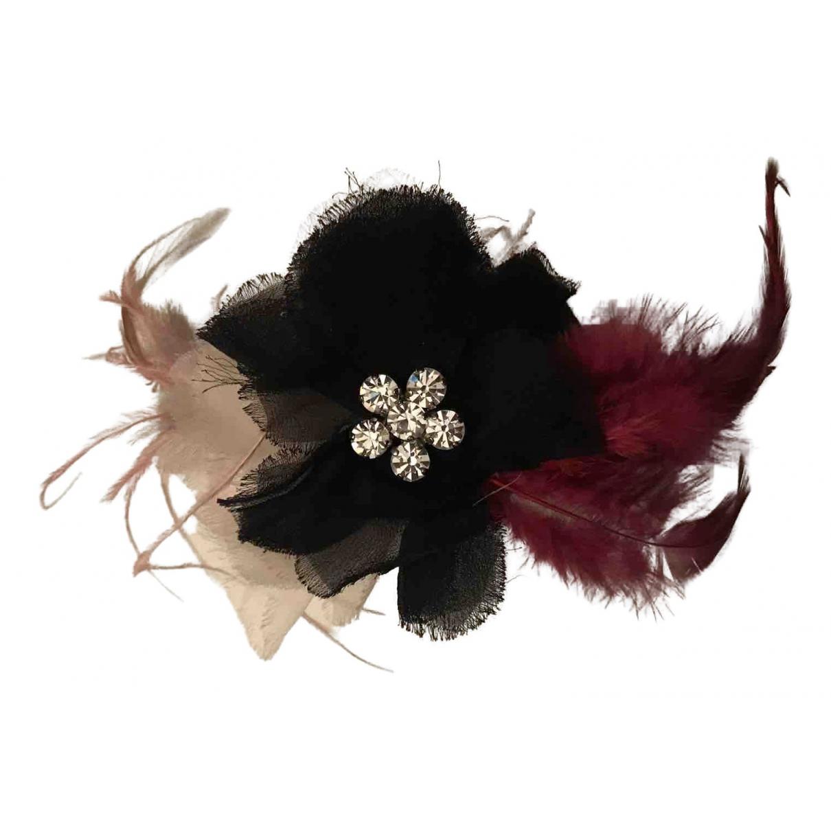 Max Mara - Bracelet   pour femme en toile - noir