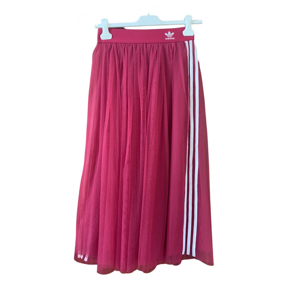 Adidas N Pink skirt for Women 36 FR