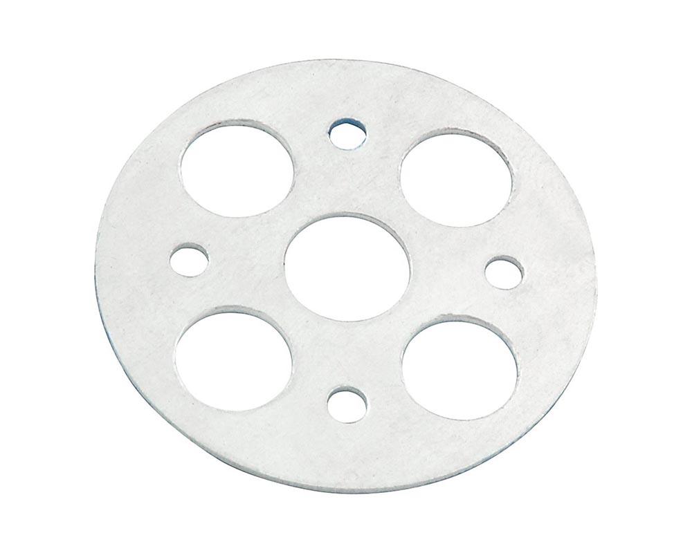 Allstar Performance ALL18470 LW Scuff Plate Aluminuminum 3/8in 4pk ALL18470