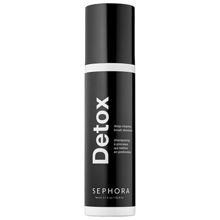 SEPHORA COLLECTION Detox: Deep-Cleaning Brush Shampoo, One Size , No Color Family