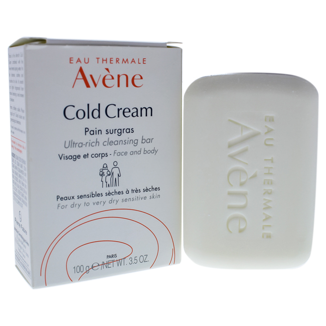 Cold Cream Ultra Rich Cleansing Bar