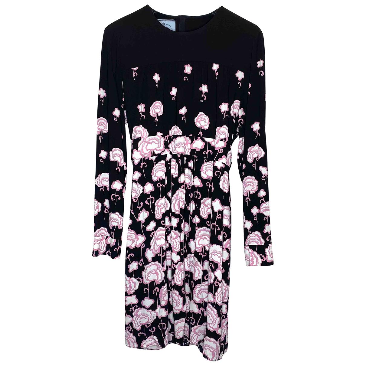 Prada N Black dress for Women 44 IT