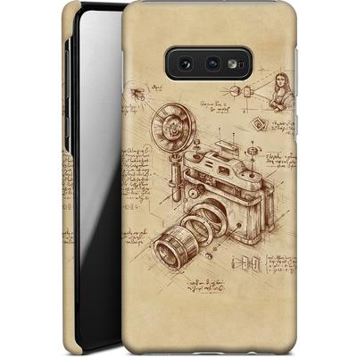 Samsung Galaxy S10e Smartphone Huelle - Moment Catcher von Enkel Dika