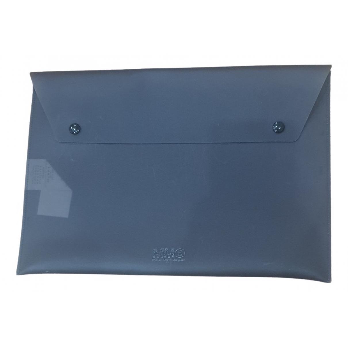 Mm6 \N Black Clutch bag for Women \N