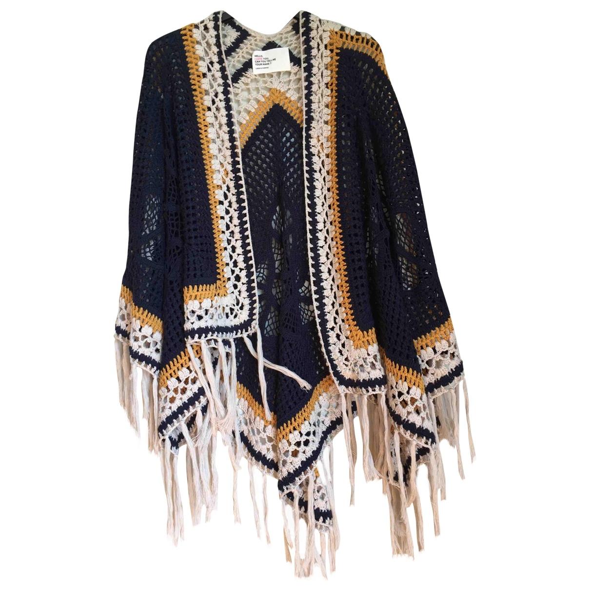 Leon & Harper \N Multicolour Cotton jacket for Women One Size FR
