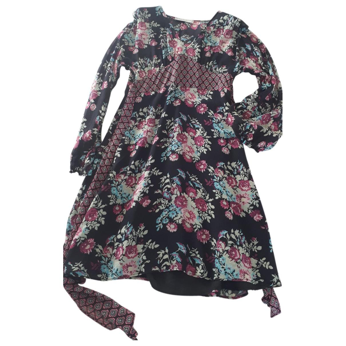 Twin Set - Robe   pour femme en soie