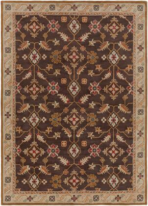 Caesar CAE-1083 8' x 11' Rectangle Traditional Rug in