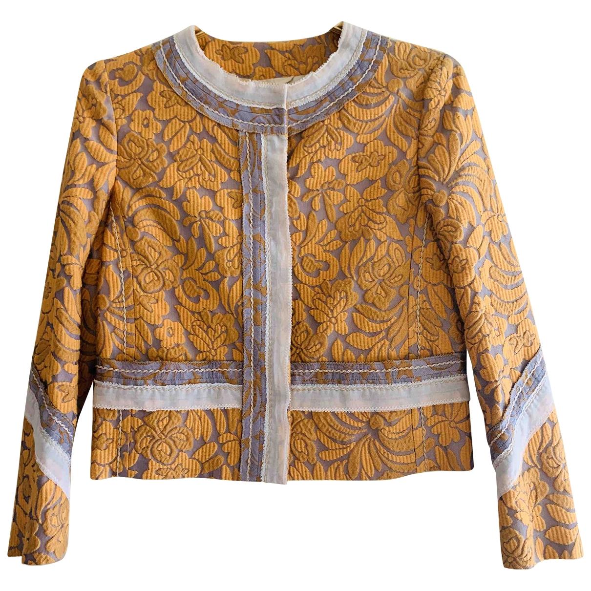 Prada - Veste   pour femme en coton - multicolore