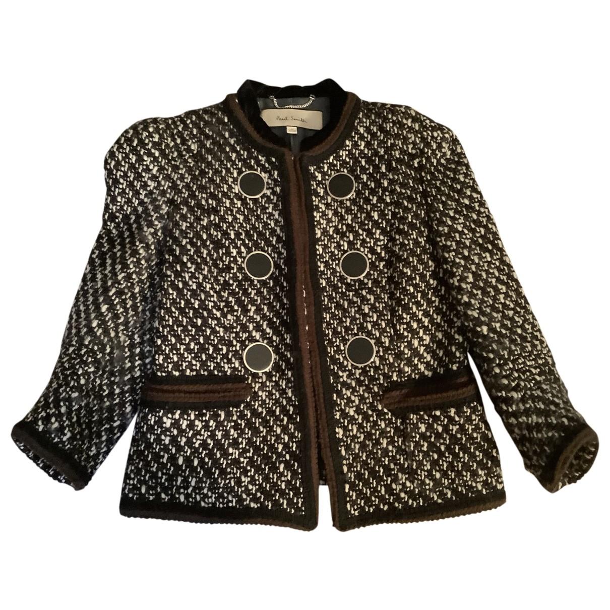 Paul Smith - Veste   pour femme en laine - multicolore