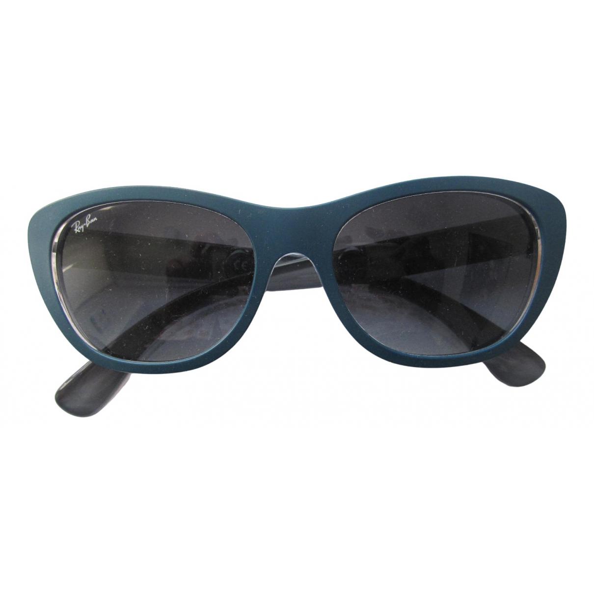 Ray-ban - Lunettes   pour femme en autre - bleu