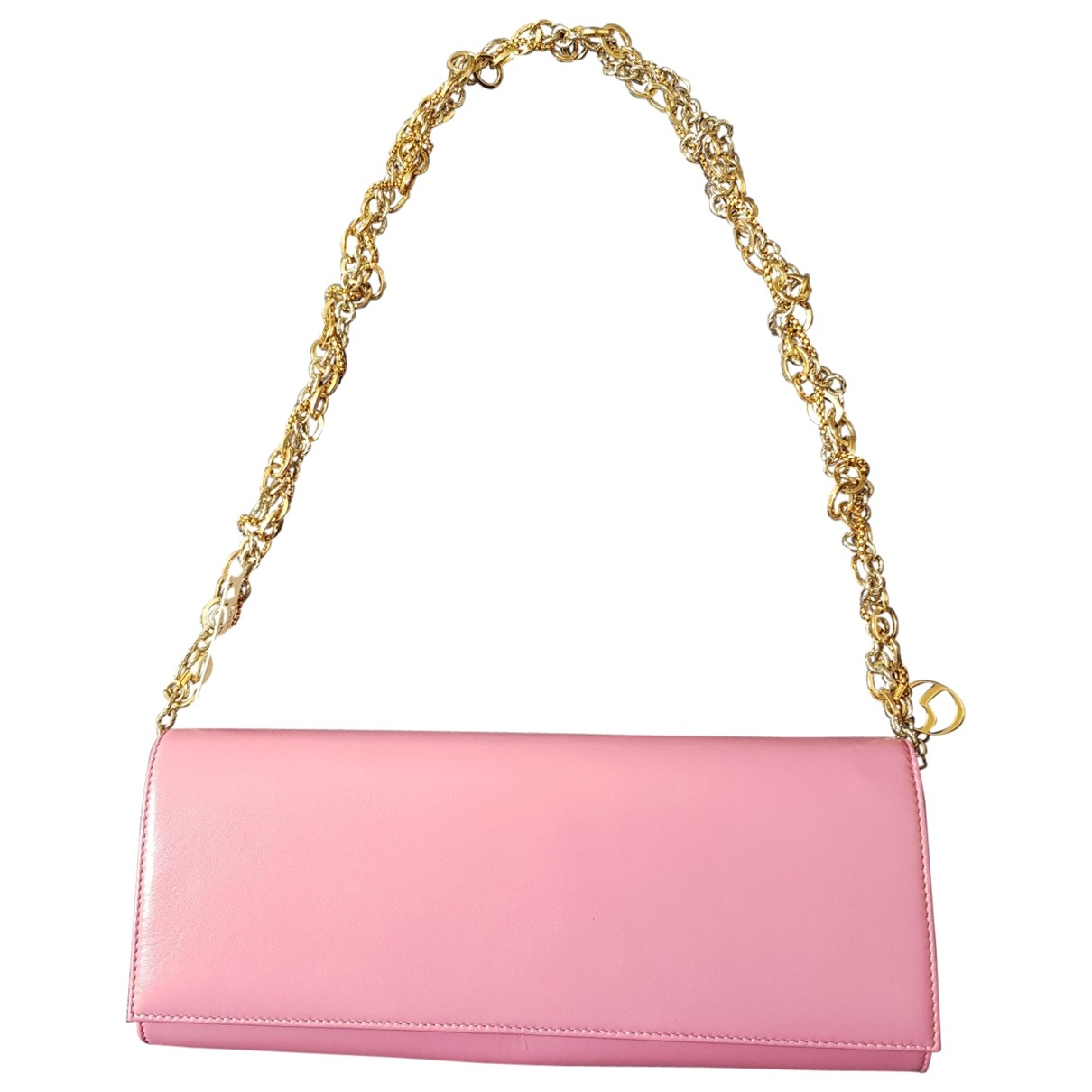 Rodo \N Pink Leather Clutch bag for Women \N