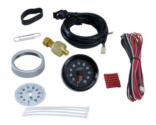 AEM 150 PSI Analog Oil Pressure Gauge