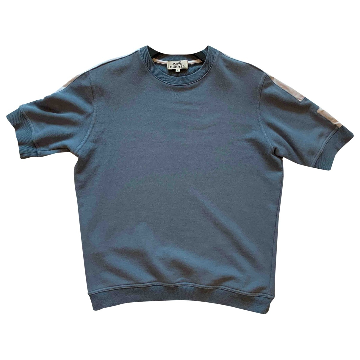 Hermès \N Blue Cotton T-shirts for Men M International