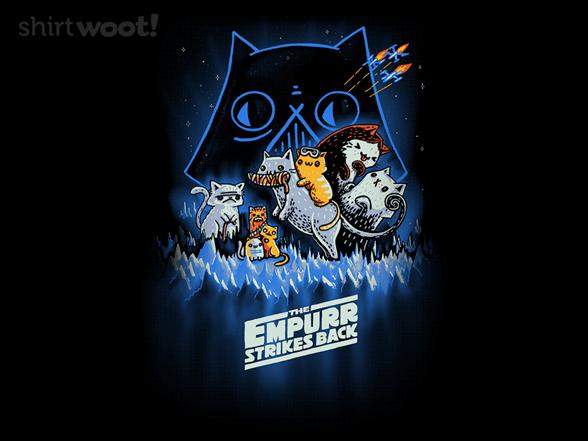 The Empurr Strikes Back T Shirt