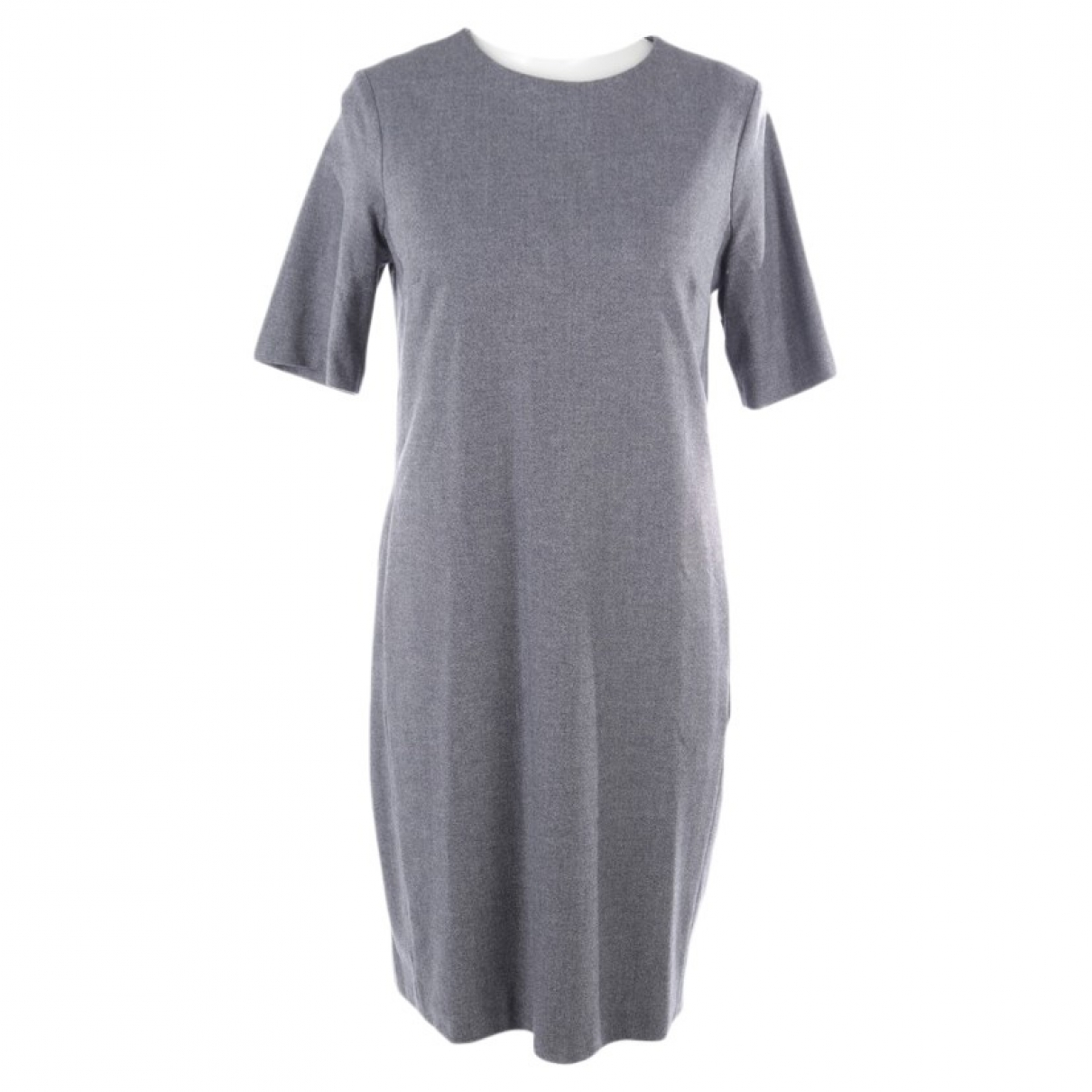 Peserico \N Grey Wool dress for Women 38 FR