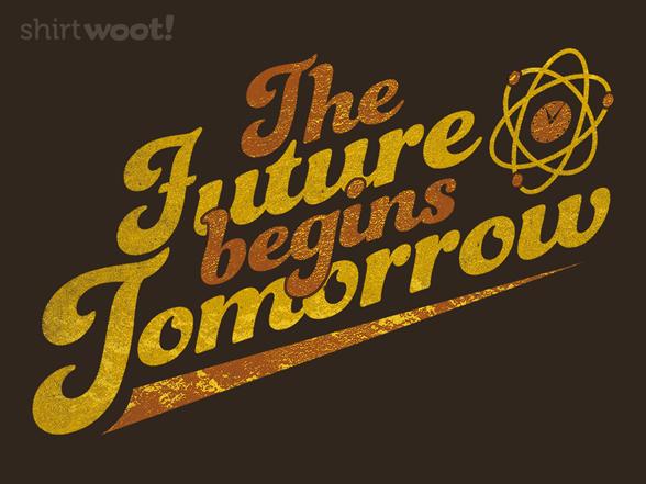 Tomorrows Future T Shirt