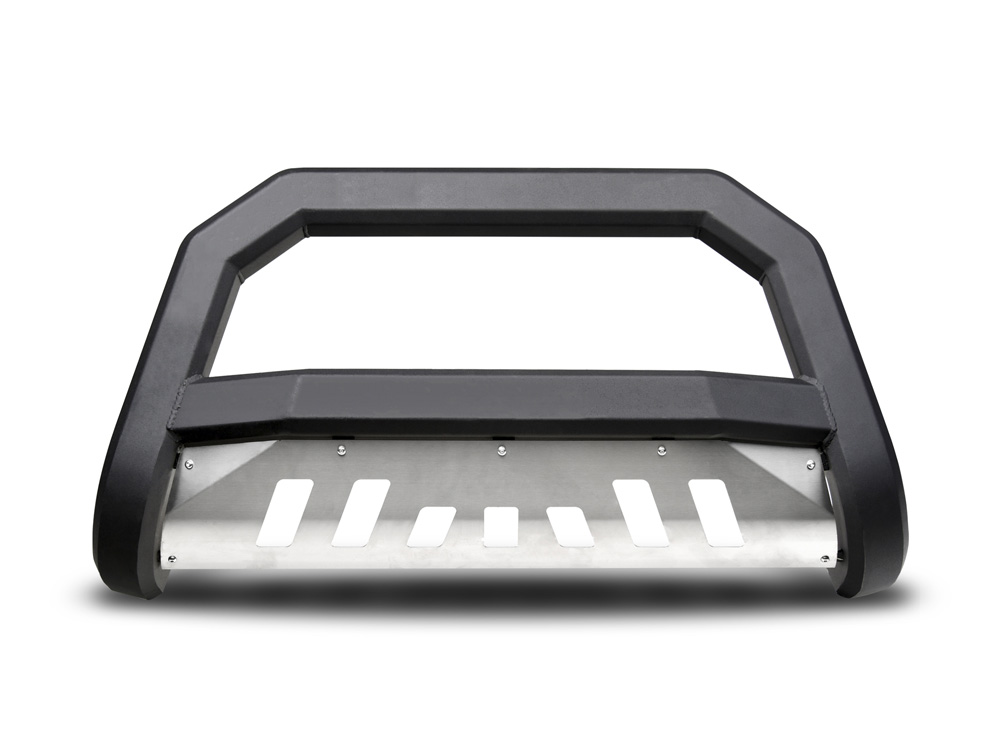 Armordillo 7178199 USA Matte Black AR Series Bull Bar w/ Aluminum Skid Plate  Chevrolet Suburban 1500 2000-2006