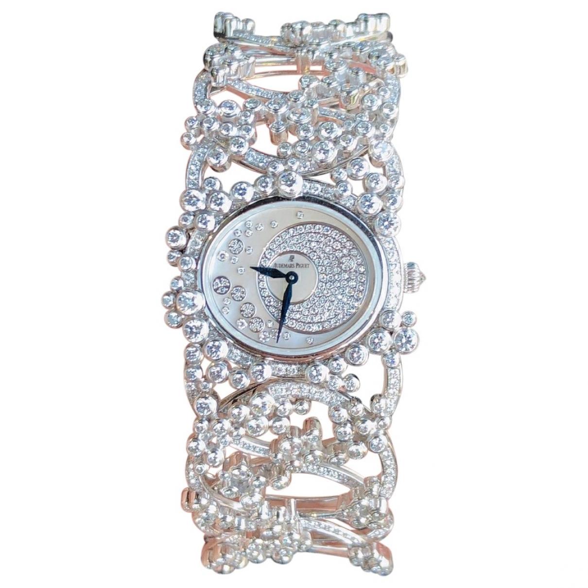 Reloj Millenary de Oro blanco Audemars Piguet