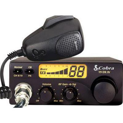 Cobra 19DXIV 40 Channel Compact CB Radio - 19DXIV
