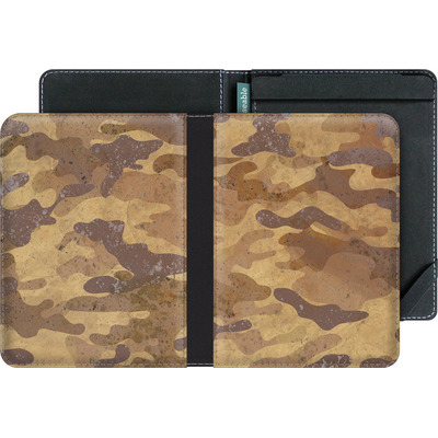 tolino vision 2 eBook Reader Huelle - Camo Bark von caseable Designs