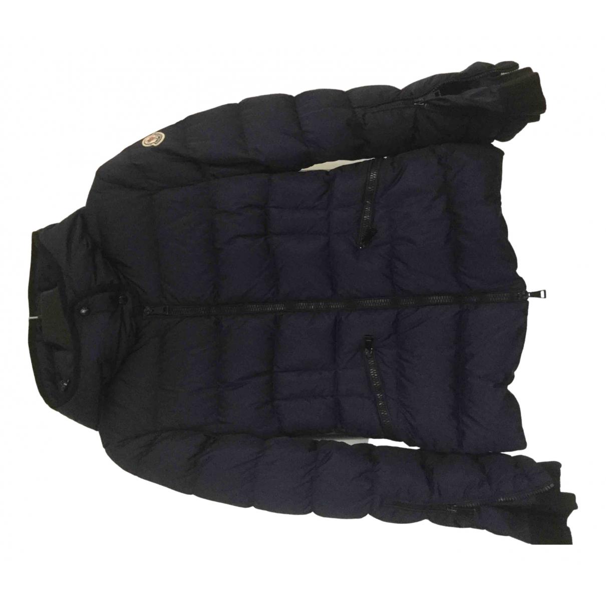 Moncler \N Blue jacket for Women 1 0-5