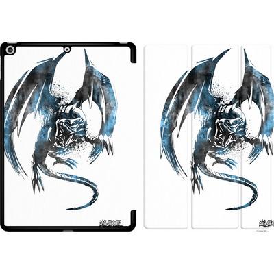 Apple iPad 9.7 (2018) Tablet Smart Case - Blue-Eyes White Dragon von Yu-Gi-Oh!