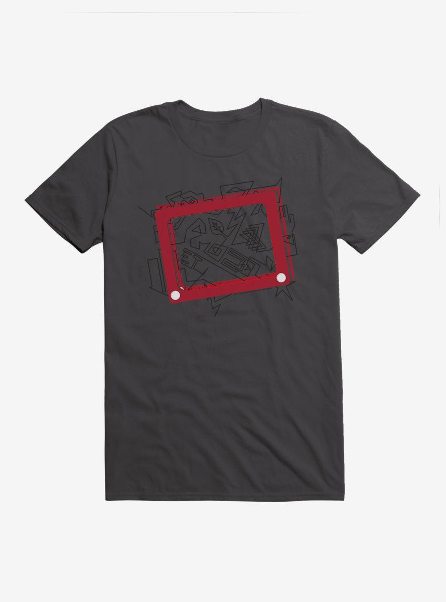 Etch A Sketch Doodle T-shirt