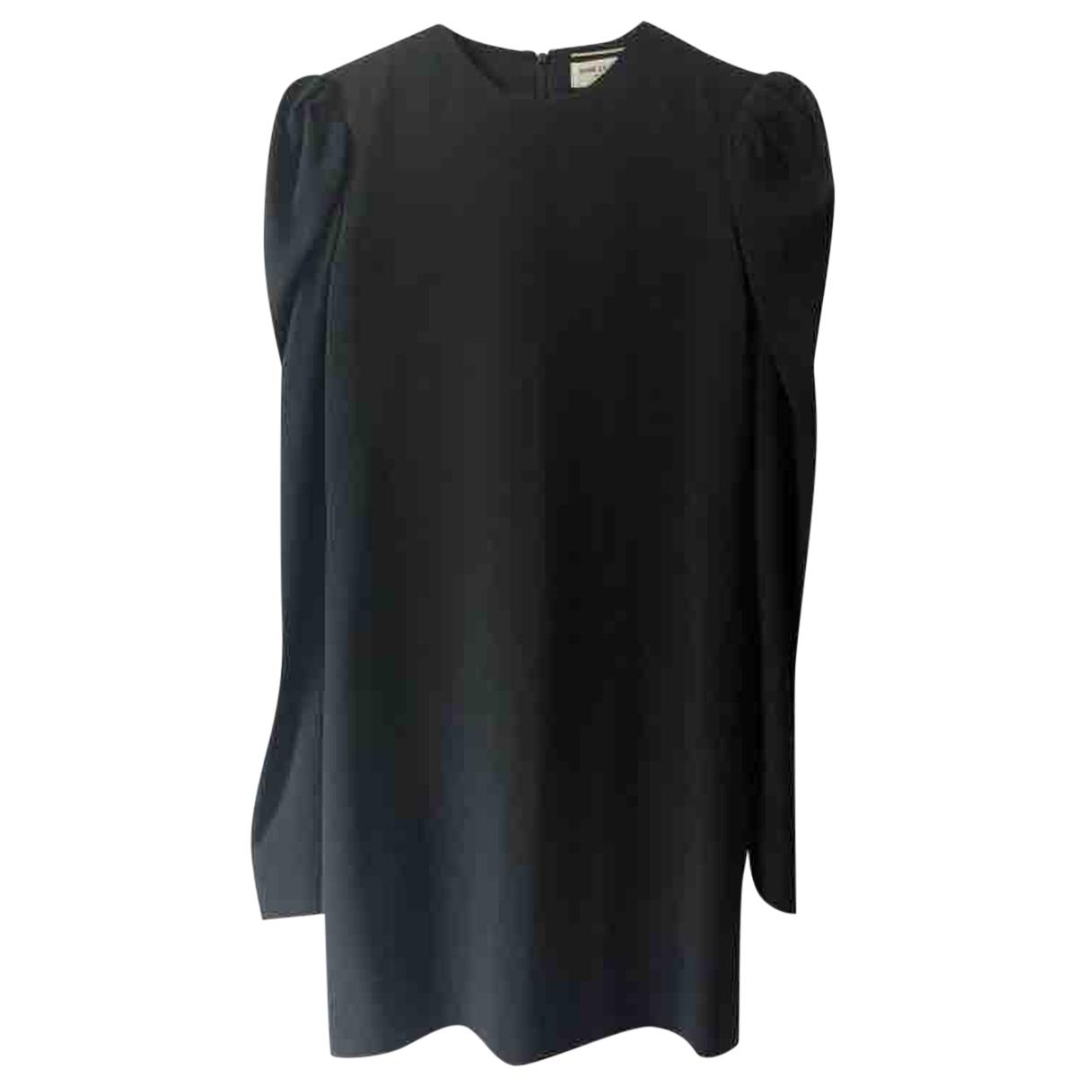 Saint Laurent N Black dress for Women 38 FR