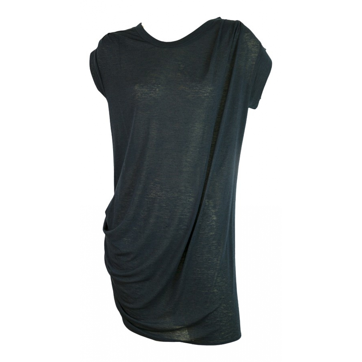 3.1 Phillip Lim \N Kleid in  Marine Wolle