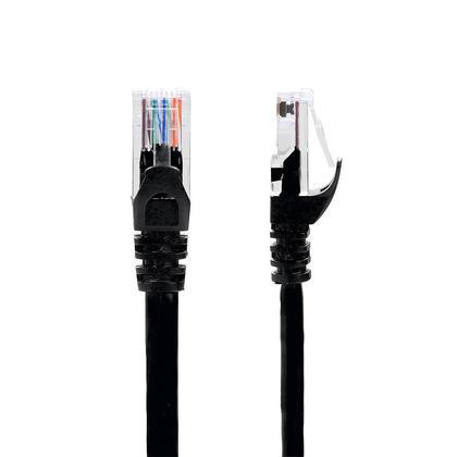 C�ble r�seau Ethernet Cat6 550MHz UTP RJ45 de haute qualit� 10 pieds noir - PrimeCables� - 1/paquet