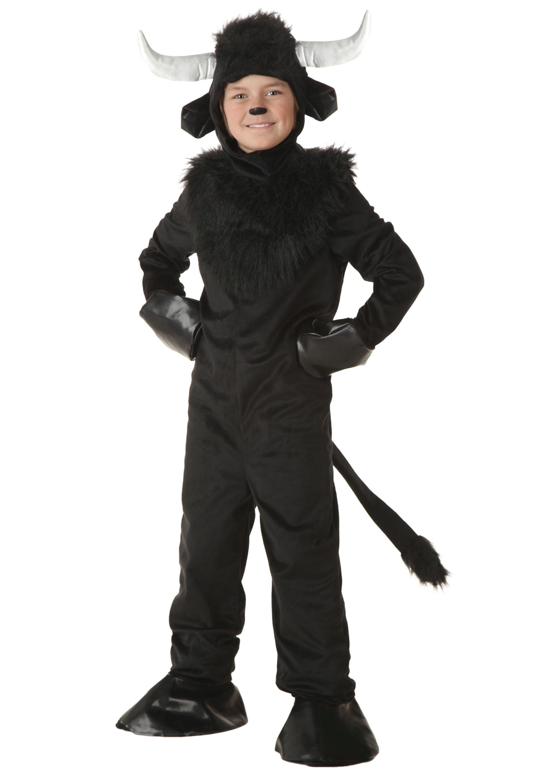 Bull Costume for Kids