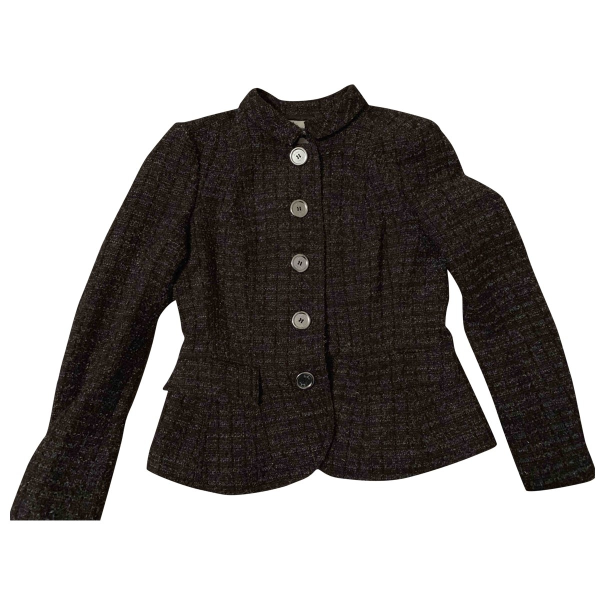 Burberry \N Brown Cotton jacket for Women 8 UK