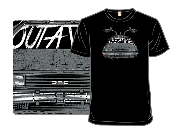 Outatime T Shirt