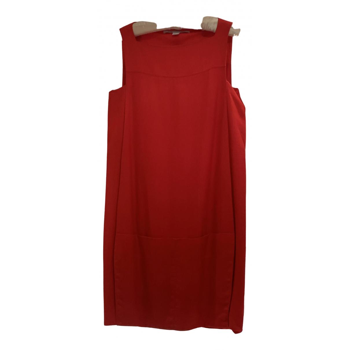 Diane Von Furstenberg \N Red dress for Women 4 US