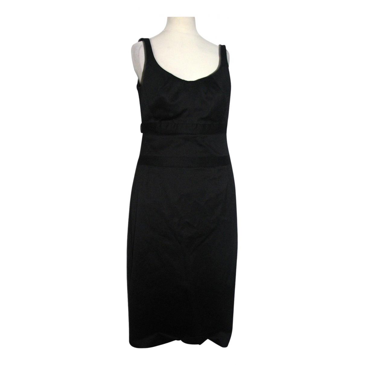 La Perla \N Kleid in  Schwarz Baumwolle - Elasthan