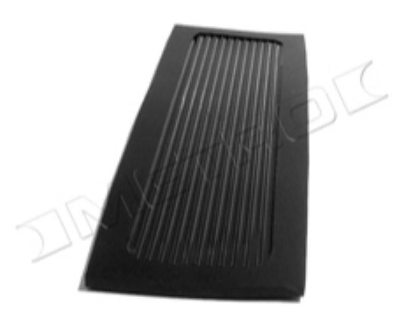Metro Moulded AP 102 Accelerator Pedal Face Universal 1-5 | 8 x 6-1 | 2 in.