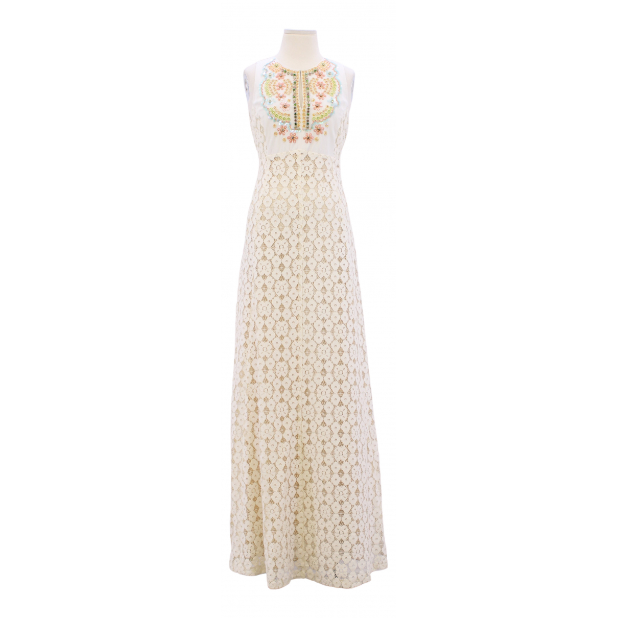 Moschino Cheap And Chic \N Kleid in  Bunt Synthetik