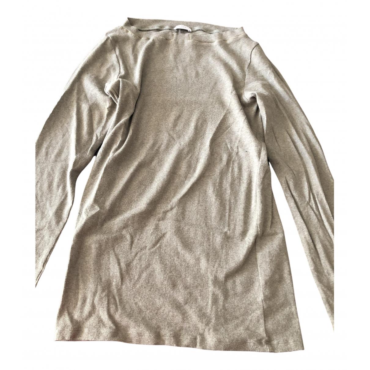 Brunello Cucinelli \N Beige Cotton Knitwear for Women XL International
