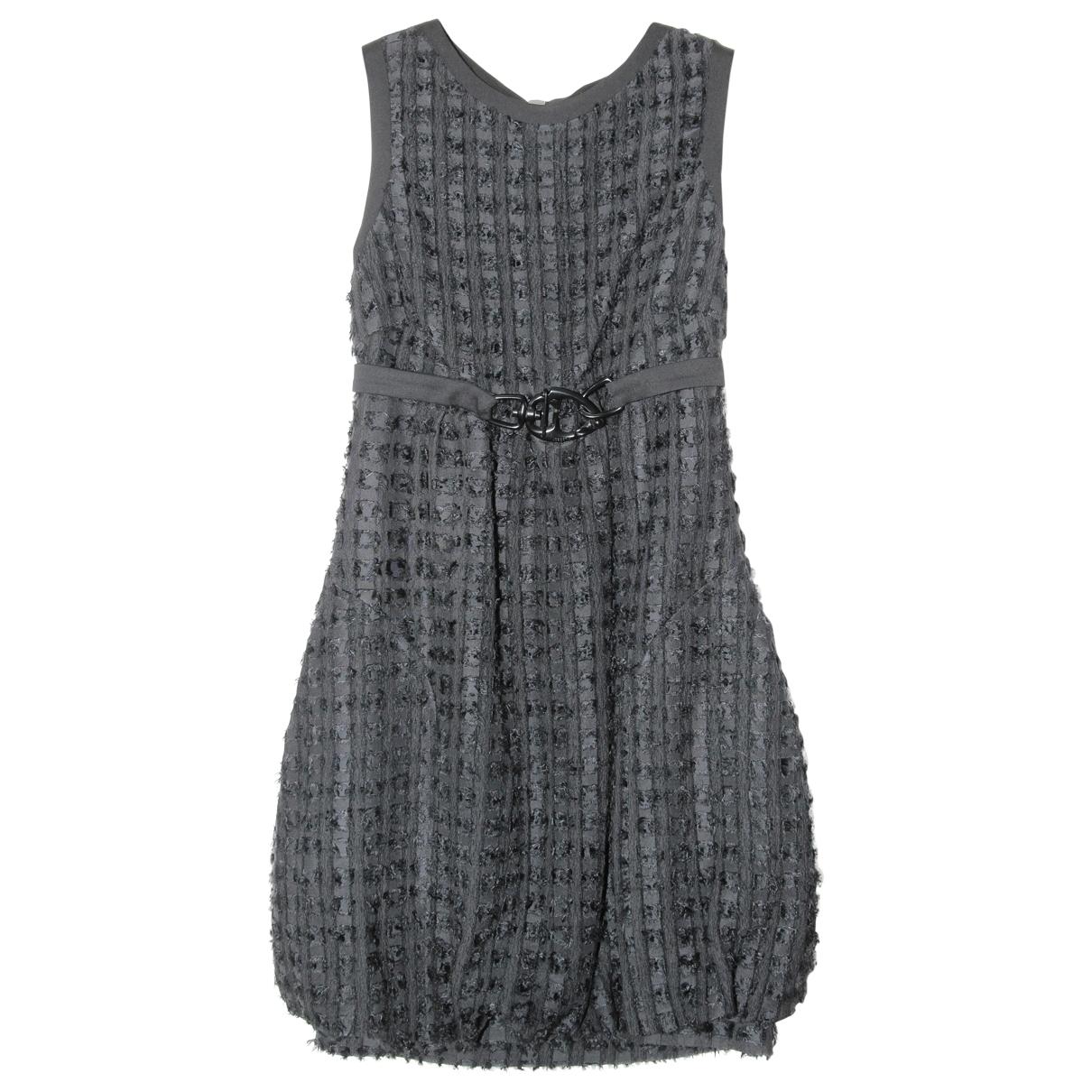 Iceberg \N Black Wool dress for Women 40 IT