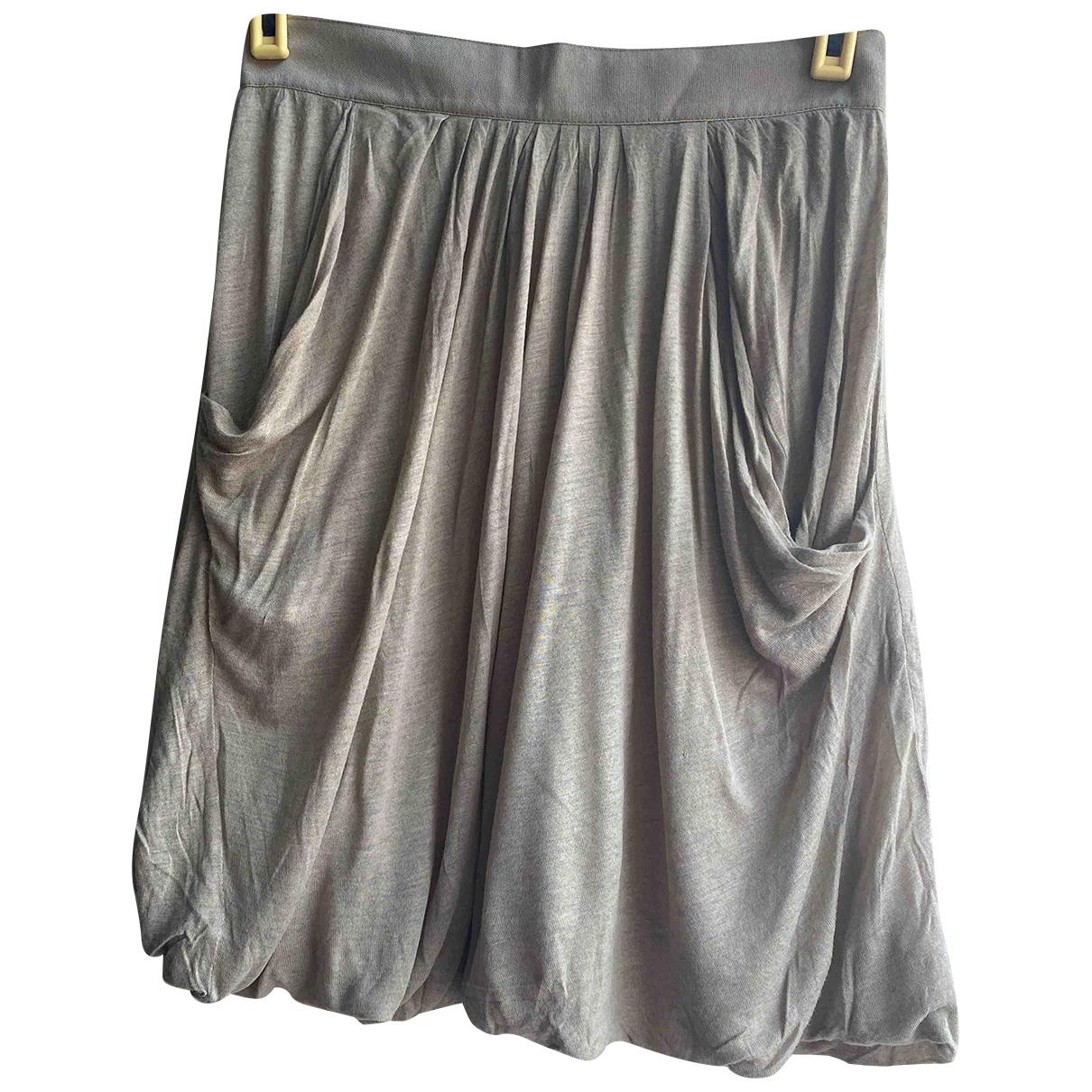 American Vintage \N Beige skirt for Women 36 FR