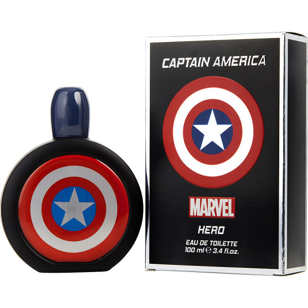 Captain America Hero - Marvel Eau de Toilette Spray 100 ml