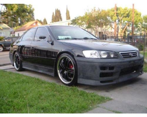Advan Carbon BKTM97-AC825HC OEM Style Carbon Fiber Hood Toyota Camry 1997-2001