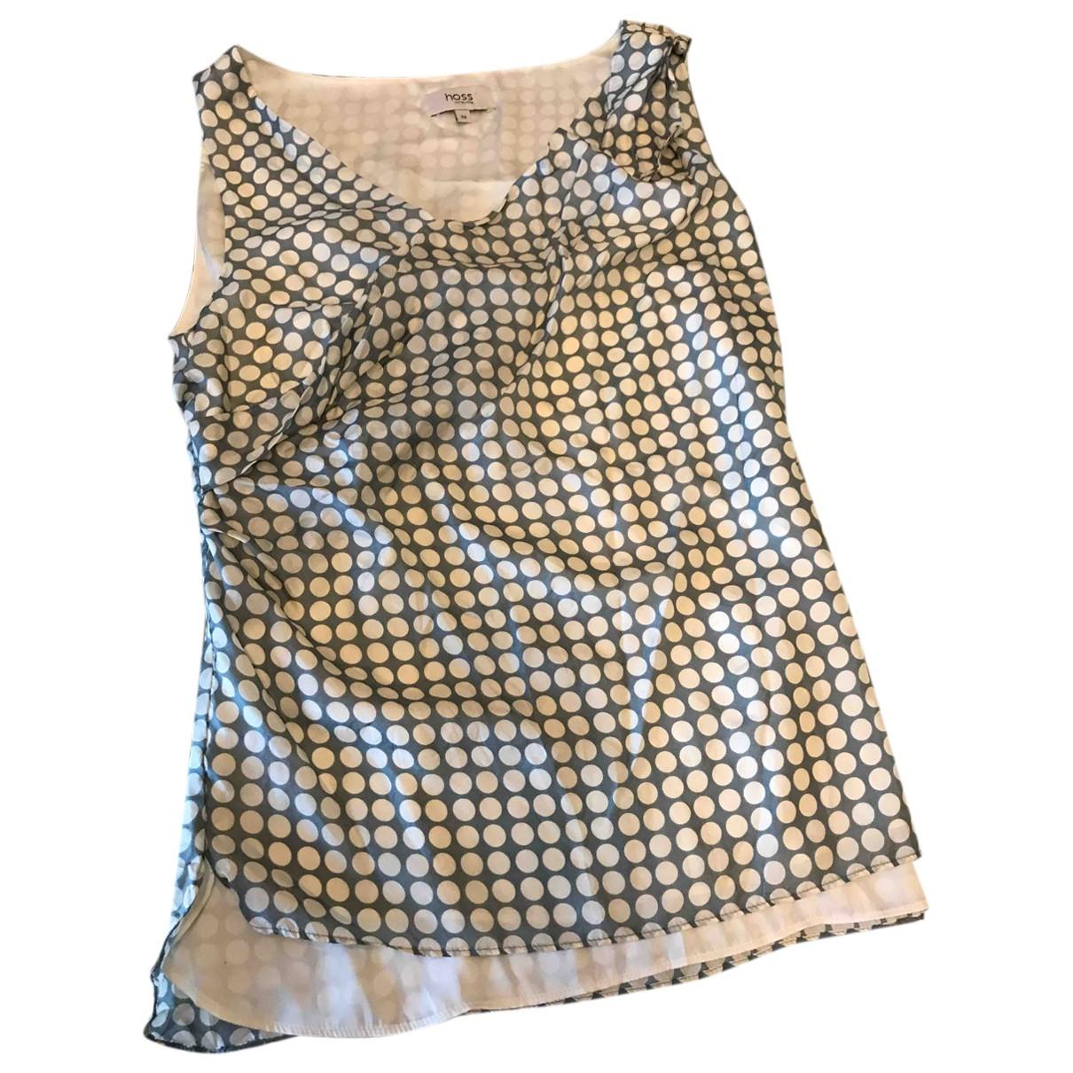 Hoss Intropia - Top   pour femme en soie